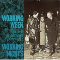 Working Week ‎– Working Nights|1985 Virgin ‎– 206 95