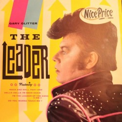 Glitter ‎Gary – The Leader|1974 Epic EPC 32200