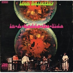 Iron Butterfly – In-A-Gadda-Da-Vida|1971 Atlantic – ATL 40 022