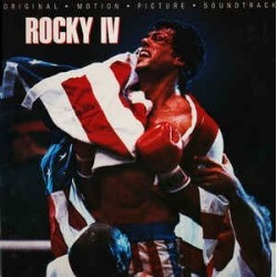 Various ‎– Rocky IV - Original Motion Picture Soundtrack|1985 Bellaphon ‎– 260-14-040