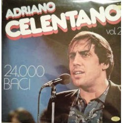 Celentano Adriano – 24.000 Baci Vol. 2|1981    SM 3890