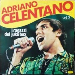 Celentano Adriano – I Ragazzi Dei Juke Box - Vol. 3|1981   SM 3891