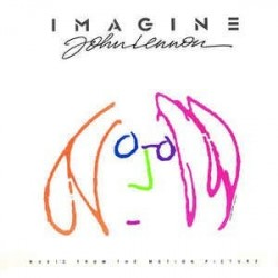 Lennon John ‎– Imagine - Music From The Motion Picture|1988 Parlophone ‎– SLPXL27243