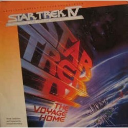 Various‎– Star Trek IV: The Voyage Home (Original Motion Picture Soundtrack)|1986 MCA -254 568-1