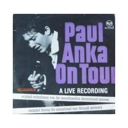 Anka Paul –On Tour A Live Recording|1964 RCA Victor – SVAS 1019