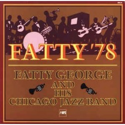 George Fatty and his Chicago Jazz Band – Fatty '78|1978 MPS Records – 0068.184