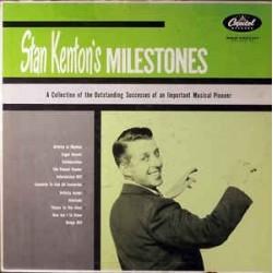 Kenton Stan – Milestones|1955 Capitol Records – T190