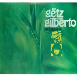 Getz Stan / Astrud Gilberto – Starportrait|1971 Verve Records – 2622 002