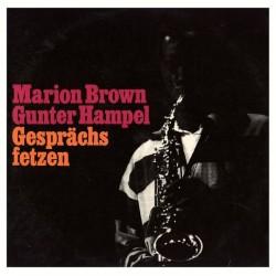 Brown Marion / Gunter Hampel – Gesprächsfetzen|1968 Calig – CAL 30 601