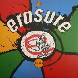 Erasure – The Circus|1987 Mute – INT 146.831- White Vinyl