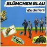 Blümchen Blau – Wie Die Tiere|1982 Atom 500.051