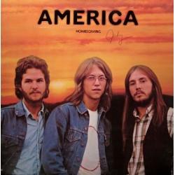 America – Homecoming 1972     Warner WB 46 180