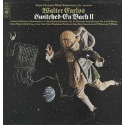 Carlos Walter ‎– Switched-On Bach II|1973    CBS ‎– S 65974