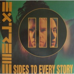 Extreme – III Sides To Every Story|1992    A&M Records – 540 006-1
