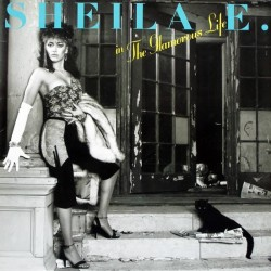 Sheila E. ‎– In The Glamorous Life|1984 Warner 925 107-1