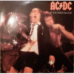 AC/DC – If You Want Blood You've Got It|1978     Atlantic – ATL 50 532