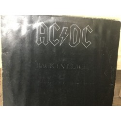 AC/DC – Back In Black|1980 Atlantic – ATL 50 735
