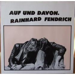 Fendrich Rainhard  – Auf Und Davon|1983  Philips814 265-1