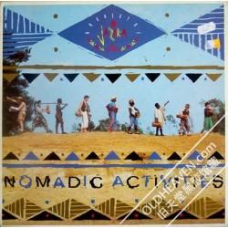 Orchestre Jazira – Nomadic Activities 1984 Beggars Banquet – BEGA 56