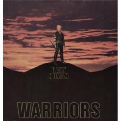 Numan Gary – Warriors|1983 Beggars Banquet – 24-0241-1