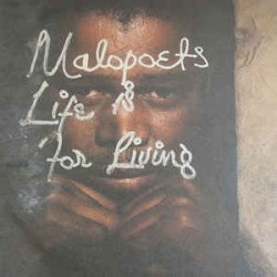 Malopoets ‎– Life Is For Living|1988 Virgin ‎– 209 255