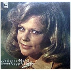 Mendt ‎ Marianne – Lieder Songs Schlager|1975  Columbia ‎– 2E 062-33 131