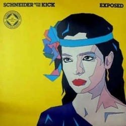 Schneider Helen with The Kick ‎– Exposed|1982 Wea WEA 293886-Club Edition