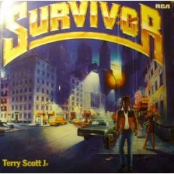 Scott Terry Jr.– Survivor|1979 RCA ‎– PL 30058