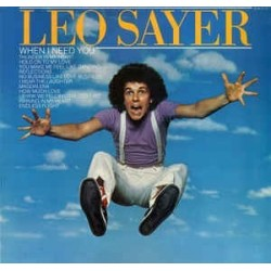 Sayer Leo – When I Need You|1982 Pickwick Records – SHM 3118