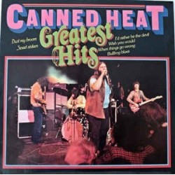 Canned Heat – Greatest Hits|Masters – MA 1131683