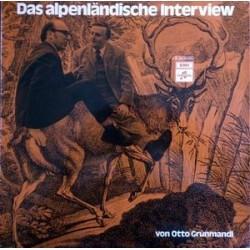 Grünmandl  Otto – Das Alpenländische Interview|1973 Columbia – 2 E 042-33 074