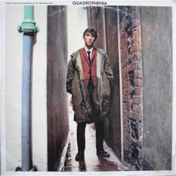 Various ‎– Quadrophenia (Music From The Soundtrack Of The Who Film)|1979