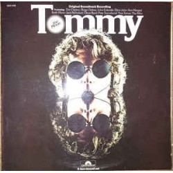 Various ‎– Tommy - Original Soundtrack Recording|1975 Polydor ‎– 2625 028