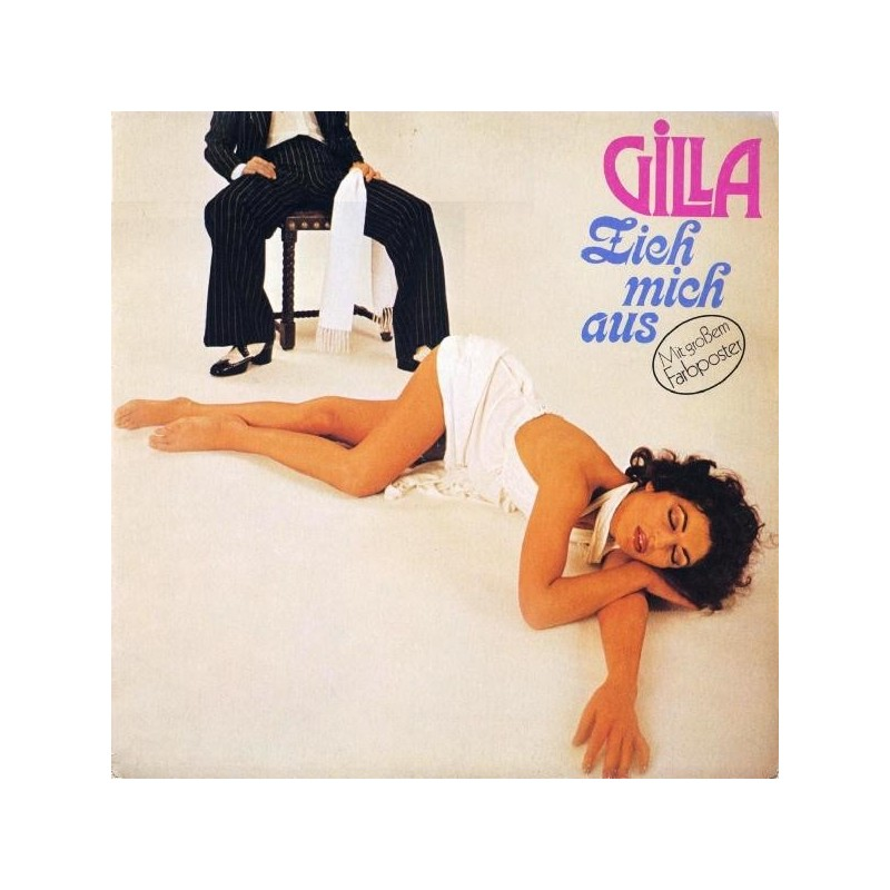 Gilla – Zieh Mich Aus 1977