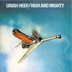 Uriah Heep – High And Mighty|1976    Bronze27 438 XOT