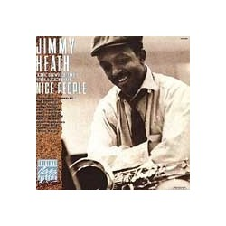 Heath Jimmy – Nice People - The Riverside Collection|1988     Original Jazz Classics – OJC-6006