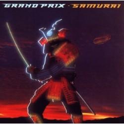 Grand Prix – Samurai|1983     Chrysalis – CHP 41430