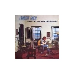 Gold Andrew – What's Wrong With This Picture?|1977 Asylum Records – AS 53052