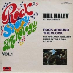 Haley Bill – Rock Story Anthology Vol.1|Polydor – 2344 011