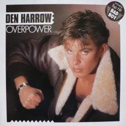 Harrow Den – Overpower|1986 Baby Records– 207 482