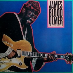 Ulmer James Blood ‎– Free Lancing|1981 CBS 85224