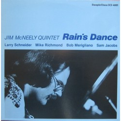 McNeely Jim Quintet – Rain's Dance 1978     SteepleChase – SCS 4001