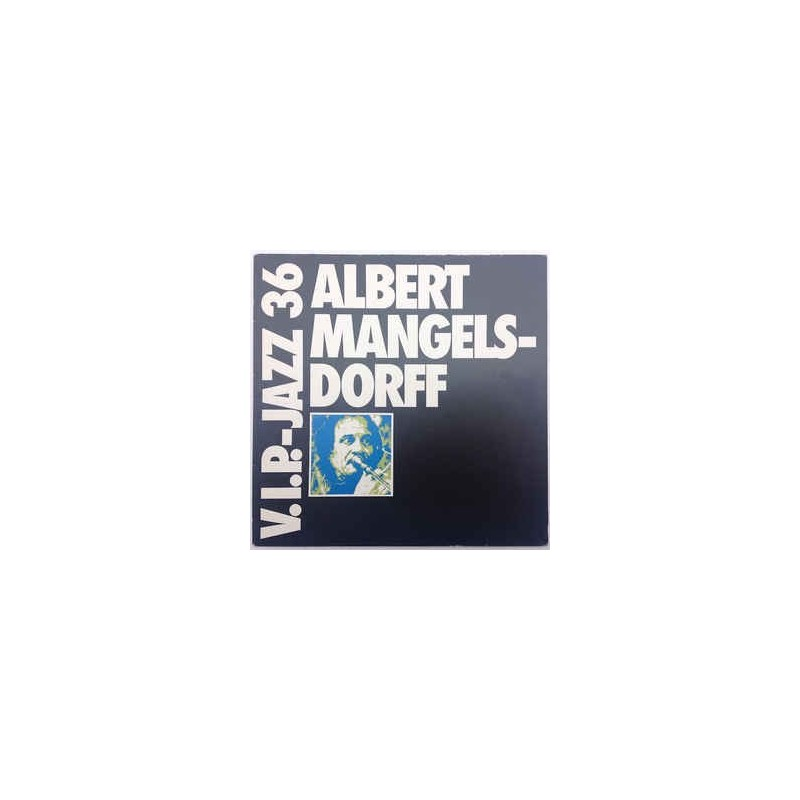 Mangelsdorff Albert Quartet The ‎– Never Let It End|1981 V.I.P.-Jazz ‎– 36