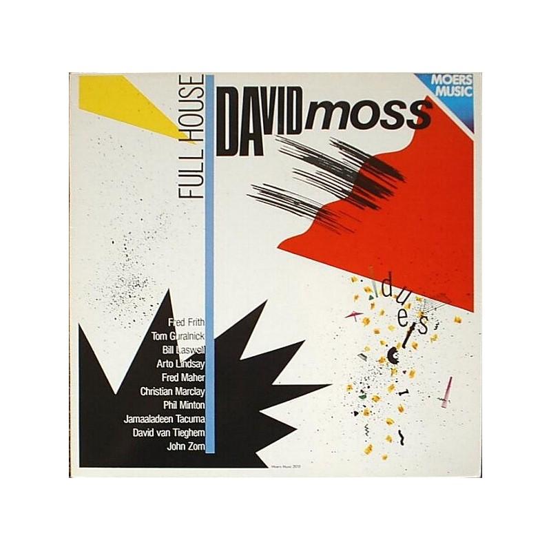 Moss David – Full House 1984 MOERS MUSIC 2010