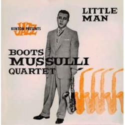 Mussulli ‎Boots – Little Man|1981 Affinity ‎– AFF67