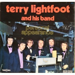 Lightfoot Terry and his Band ‎– Personal Appearance|1972 Windmill ‎– WMD 132