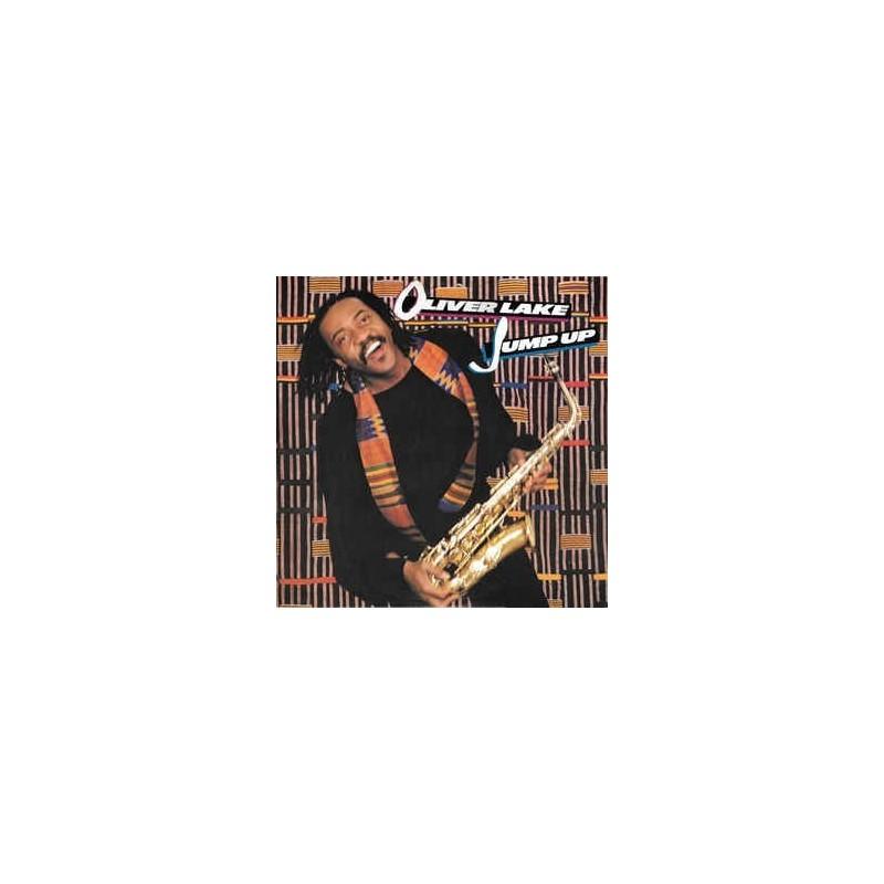 Lake Oliver – Jump Up|1982     Gramavision – GR 8106