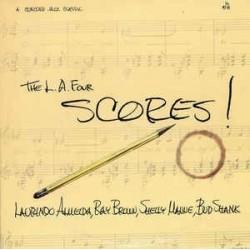 L.A. Four The  – The L.A. Four Scores!|1975    Concord Jazz – CJ-8