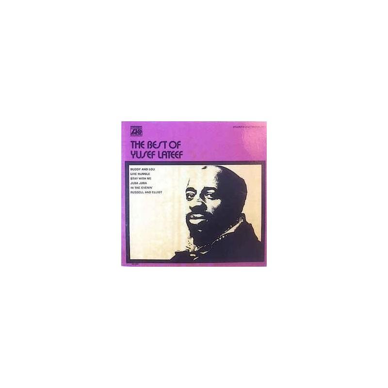 Lateef Yusef – The Best Of |1971 Atlantic – SD 1591