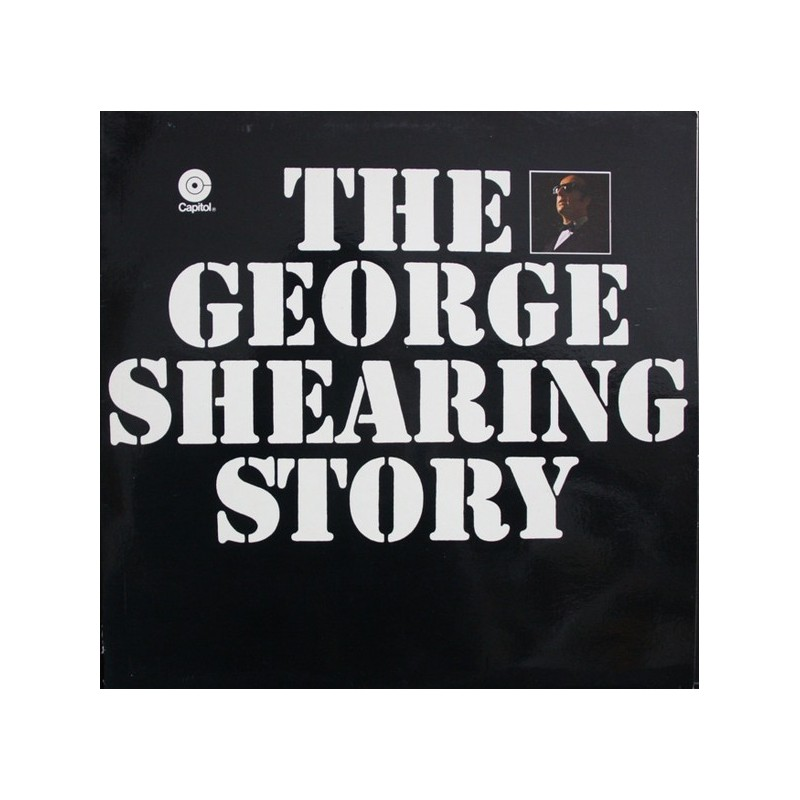 Shearing George – The George Shearing Story|Capitol Records-EMI – 5C 052-80 835